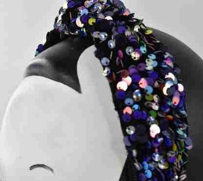 Sequins headband - mixed colors
